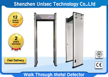 Çin Economic and six mutual over-lapping detecting zones UB500 archway metal detector for any public security Tedarikçi